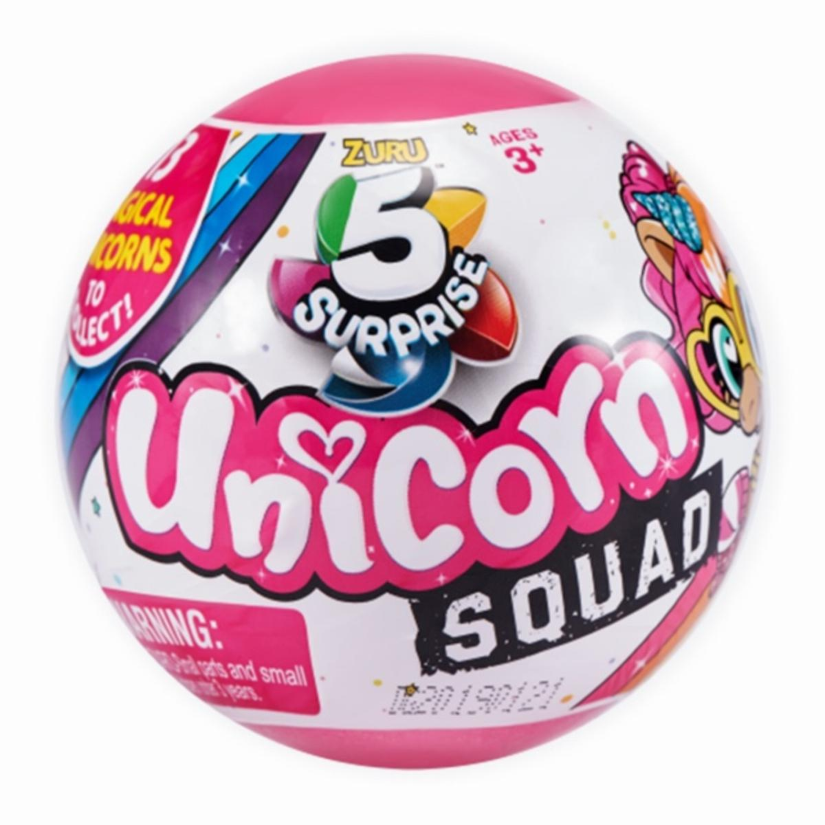 Zuru 5 Surprise Unicorn Squad Collectable