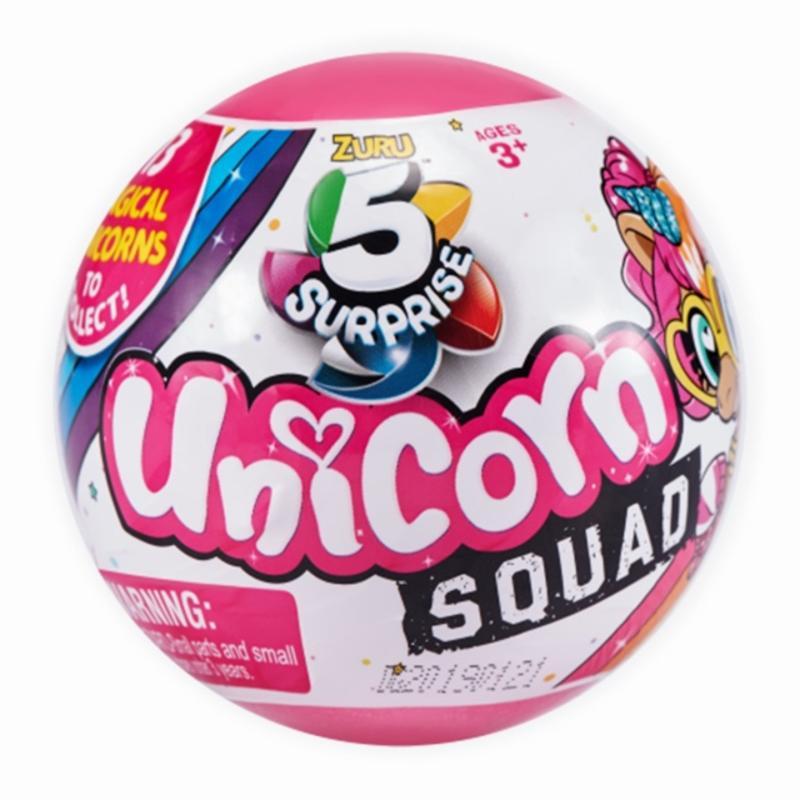 Zuru 5 Surprise Unicorn Squad Collectable