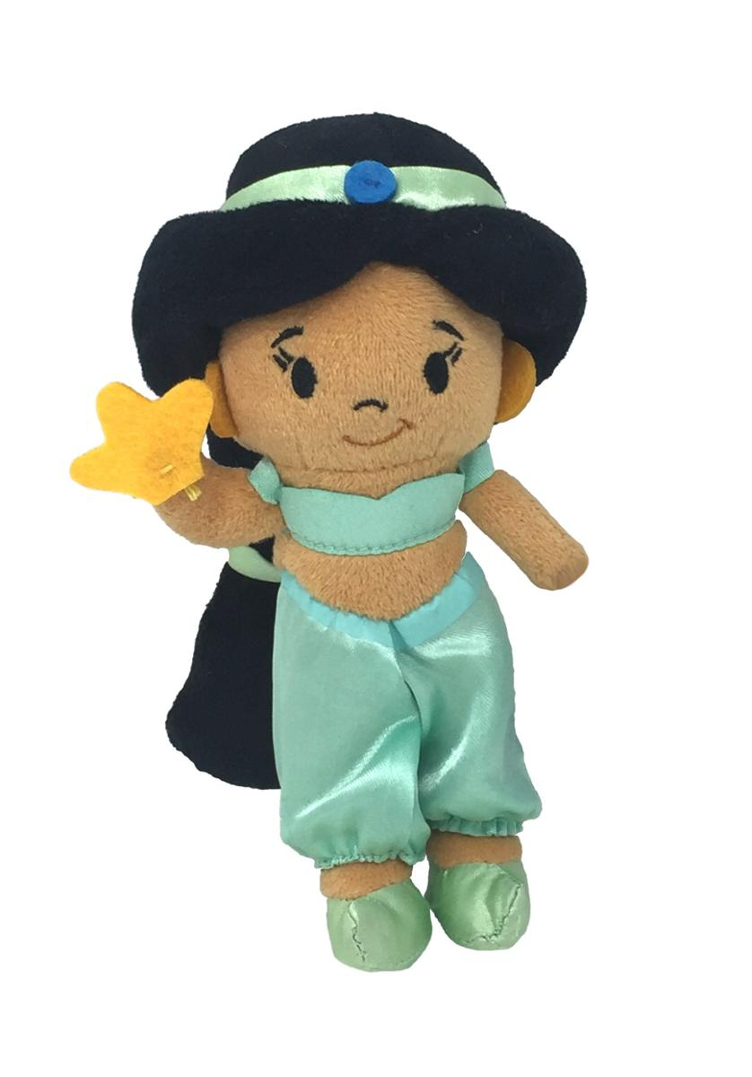 Aladdin Movie Jasmine Soft Plush 7 Inches