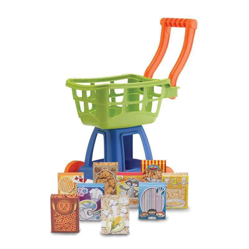 10 Piece Market Cart