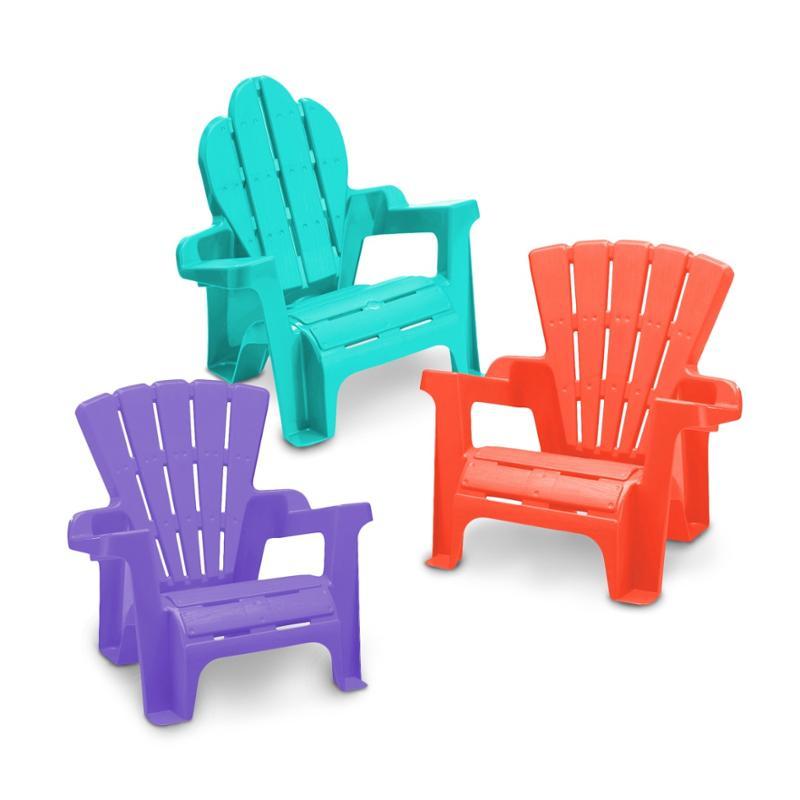 Kids Adirondack Chair Turquoise