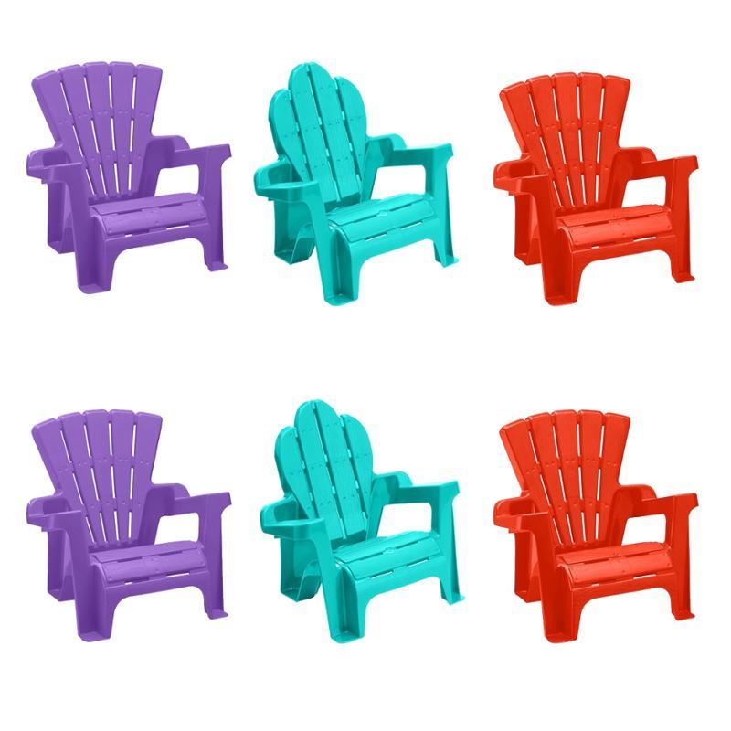 Kids Adirondack Chair Set of 6