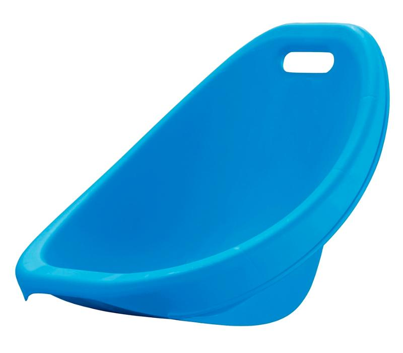Scoop Rocker Gaming Chair Blue