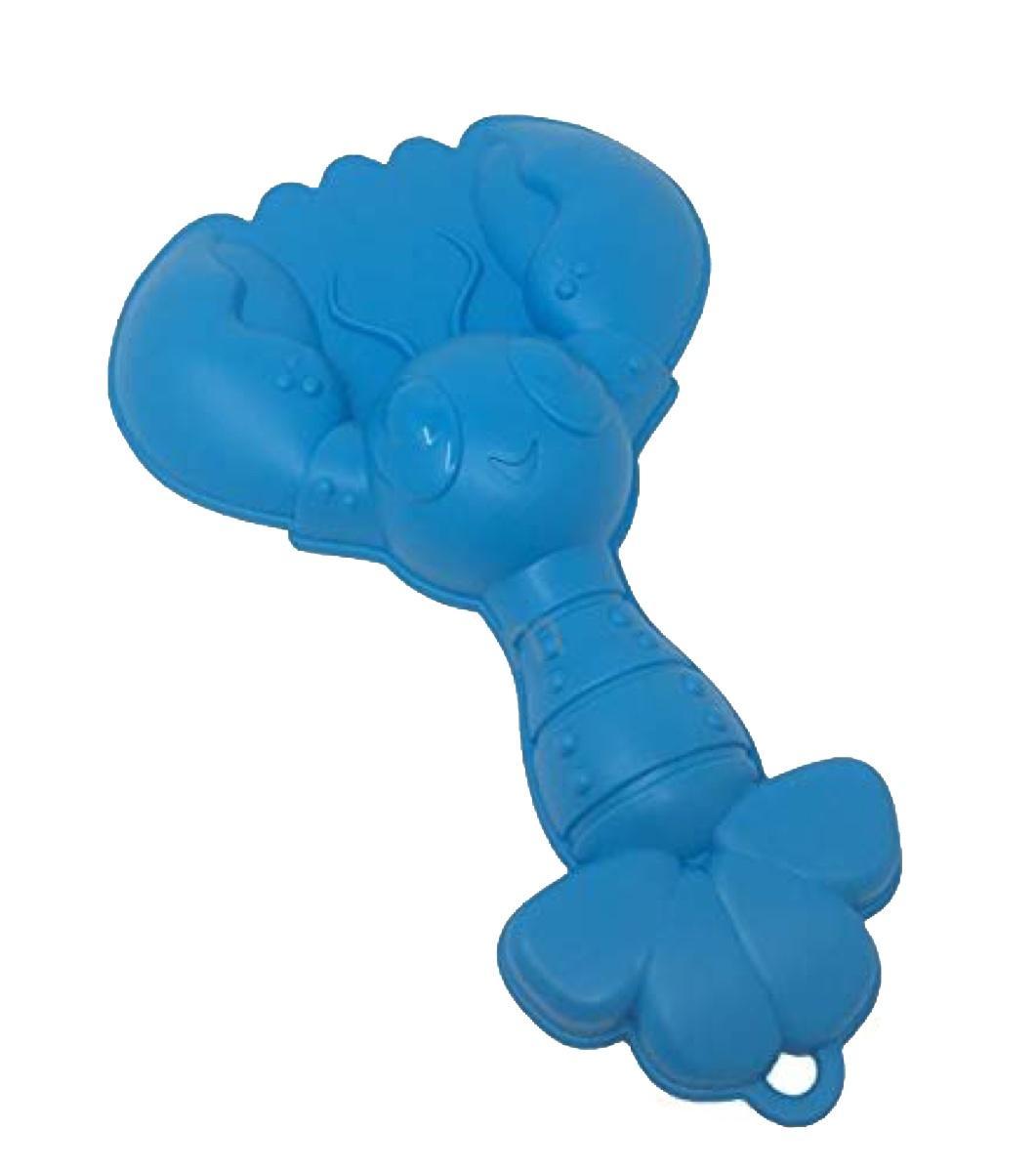 Lobster Sand Mold Shovel Blue