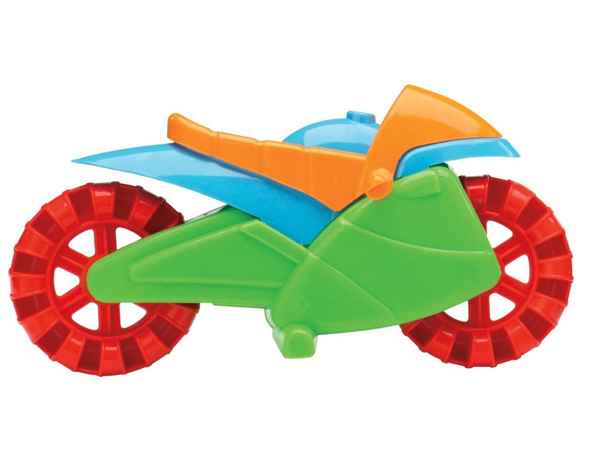 American Plastic Toys Mini Extreme Bike