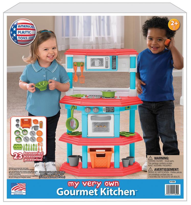 My Very Own Gourmet Kitchen
