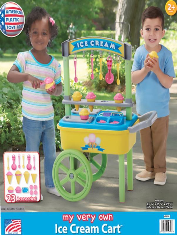 My Very Own Ice Cream Cart