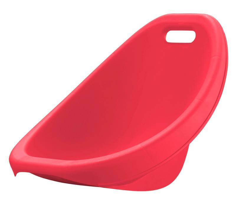 Scoop Rocker Gaming Chair Red