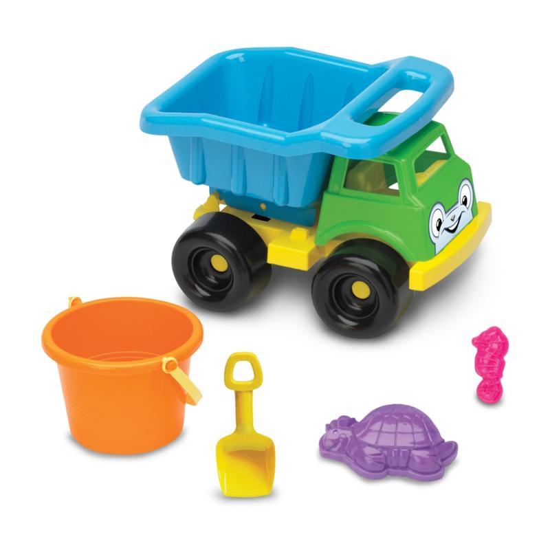 Truck Full of Toys