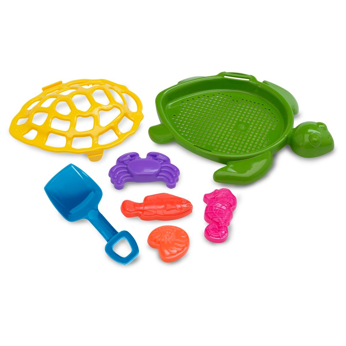6 Piece Turtle Of Toys