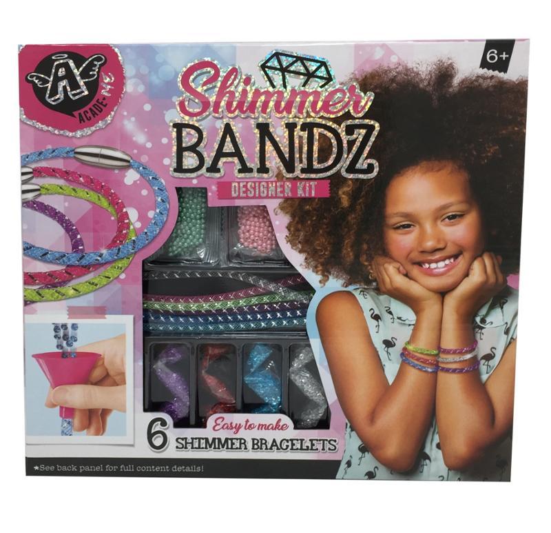 Shimmer Bandz Bracelet Making Kit