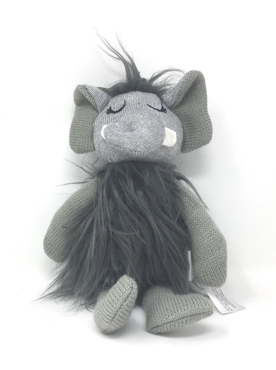 Animal Adventure Wooly Mammoth 11 Inches Plush
