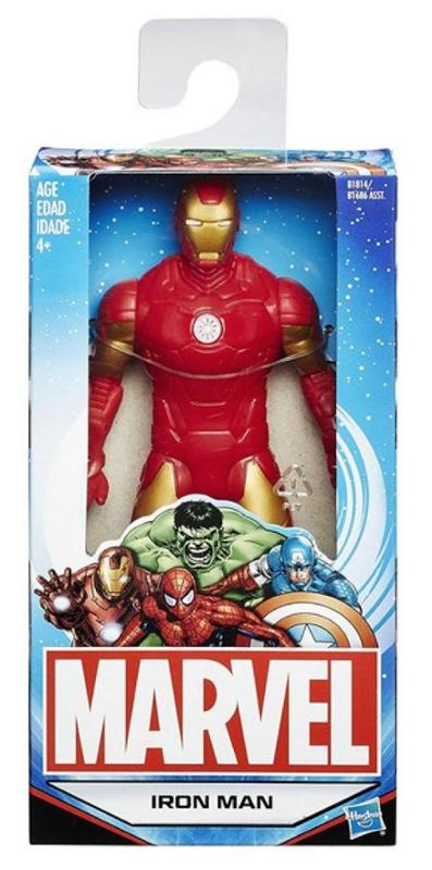 Avengers 6 Inch Iron Man