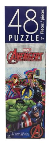 Avengers End Game 48 Piece Hulk And Friends Tower Puzzle