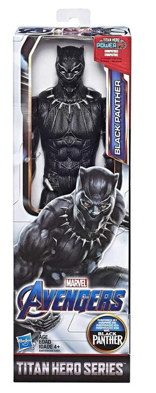 Avengers Titan Hero 12 Inch Black Panther