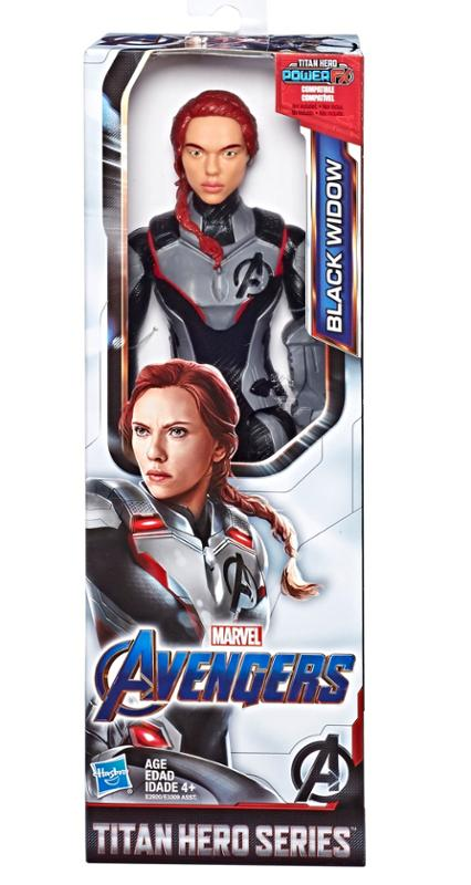 Avengers Titan Hero 12 Inch Black Widow