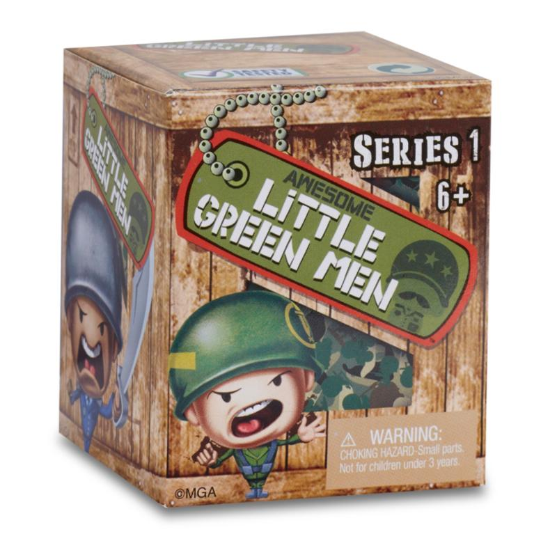 Awesome Little Green Men Series 1