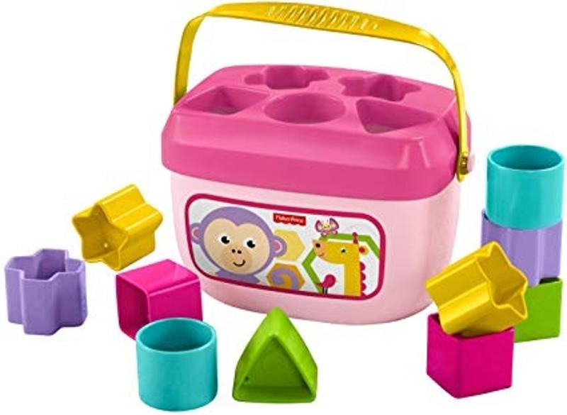 Baby 's First Block Playset