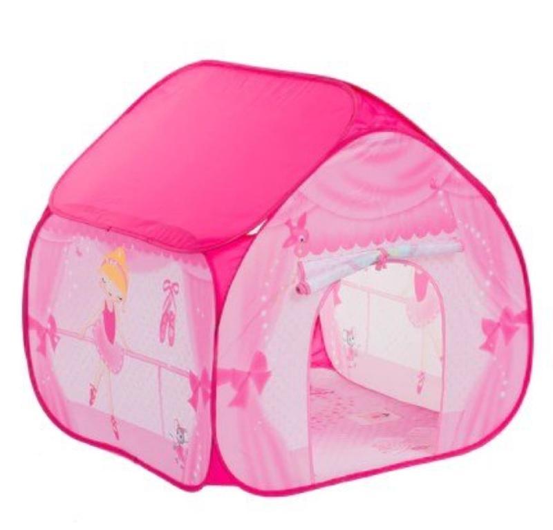 Ballerina Pop Up Play Tent