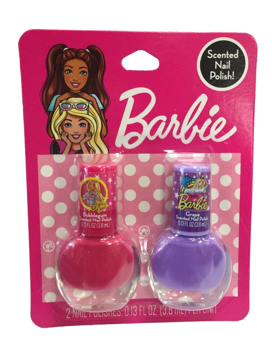 Barbie 2 Pack Scented Nail Polish