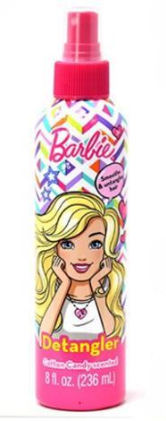 Barbie Detangler Cotton Candy Scented