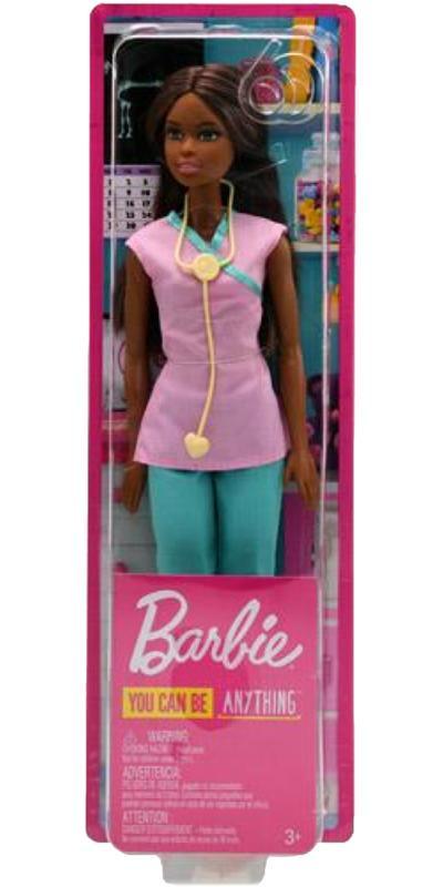 Barbie Career Doll Nurse