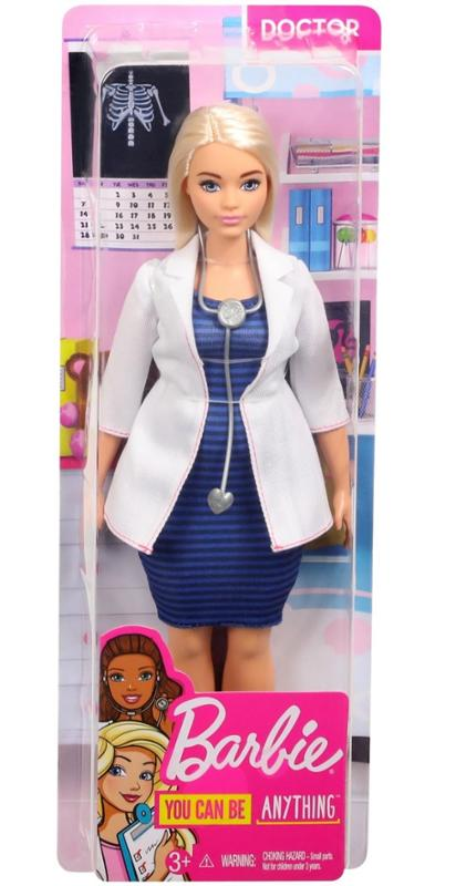 Barbie 60th Anniversary Careers Doctor with Accessories