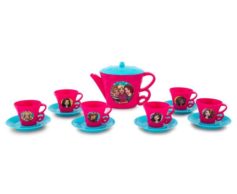 Barbie Boxed Mini Tea Set