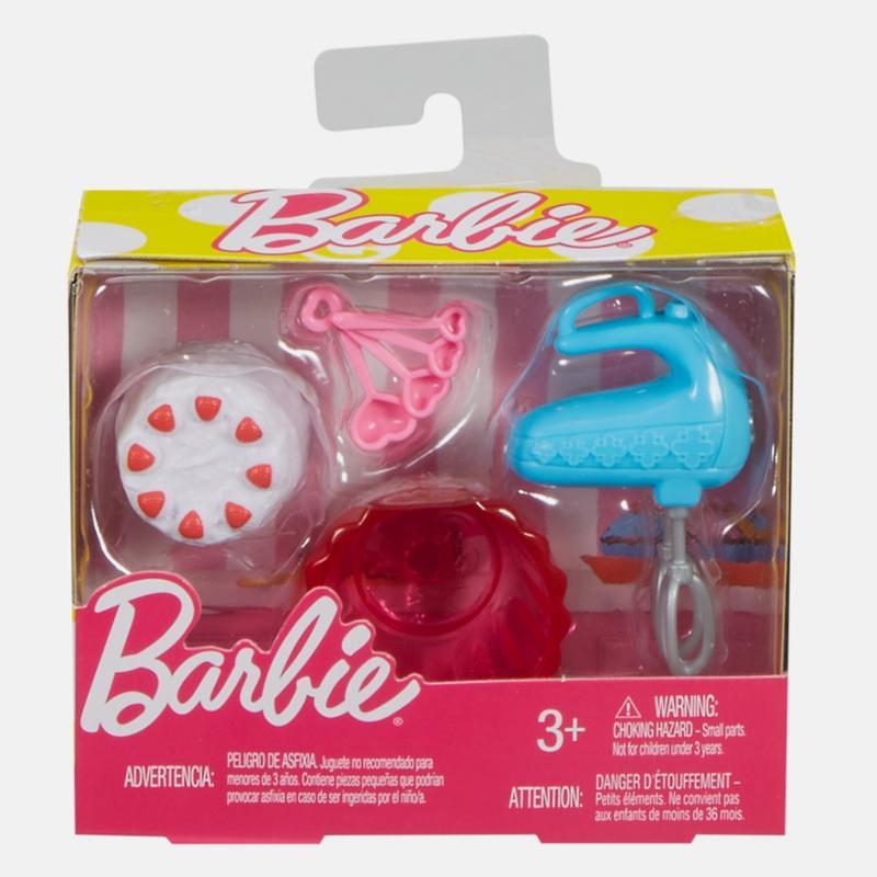 Barbie Story Starter Baking Pack