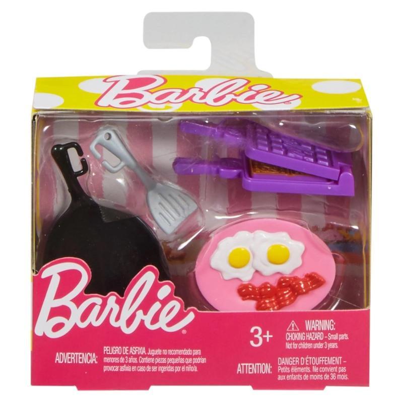 Barbie Story Starter Breakfast Pack