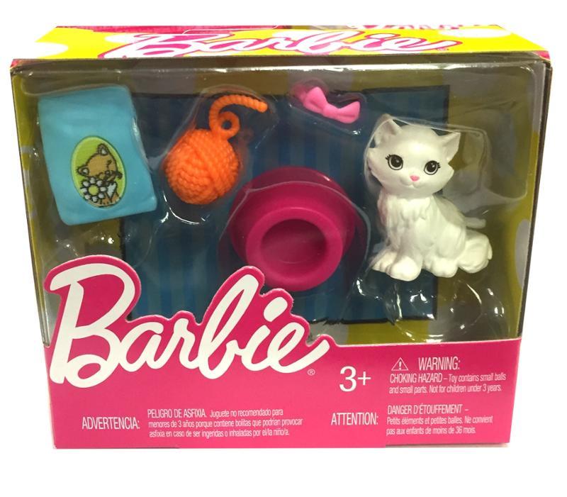 Barbie Story Cat Set
