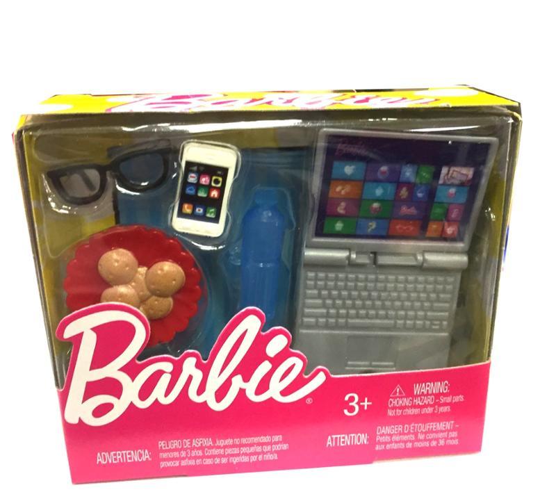 Barbie Story Laptop Set