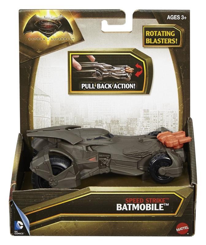 Batman V Superman Speed Strike Batmobile
