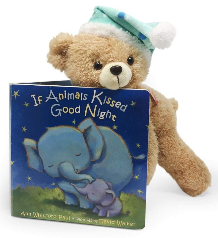 Bedtime Story With Bear