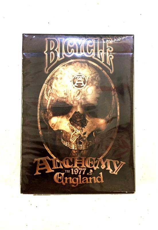 Bicycle Alchemy II Gothic Playing Cards