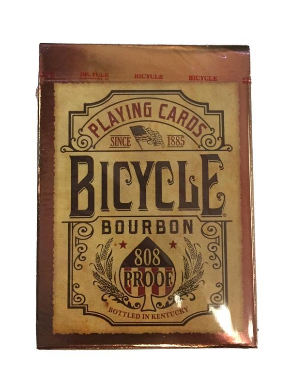 Bicycle Bourbon Deck