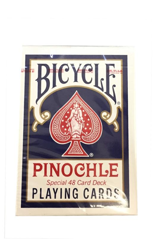 Bicycle Pinochle Deck