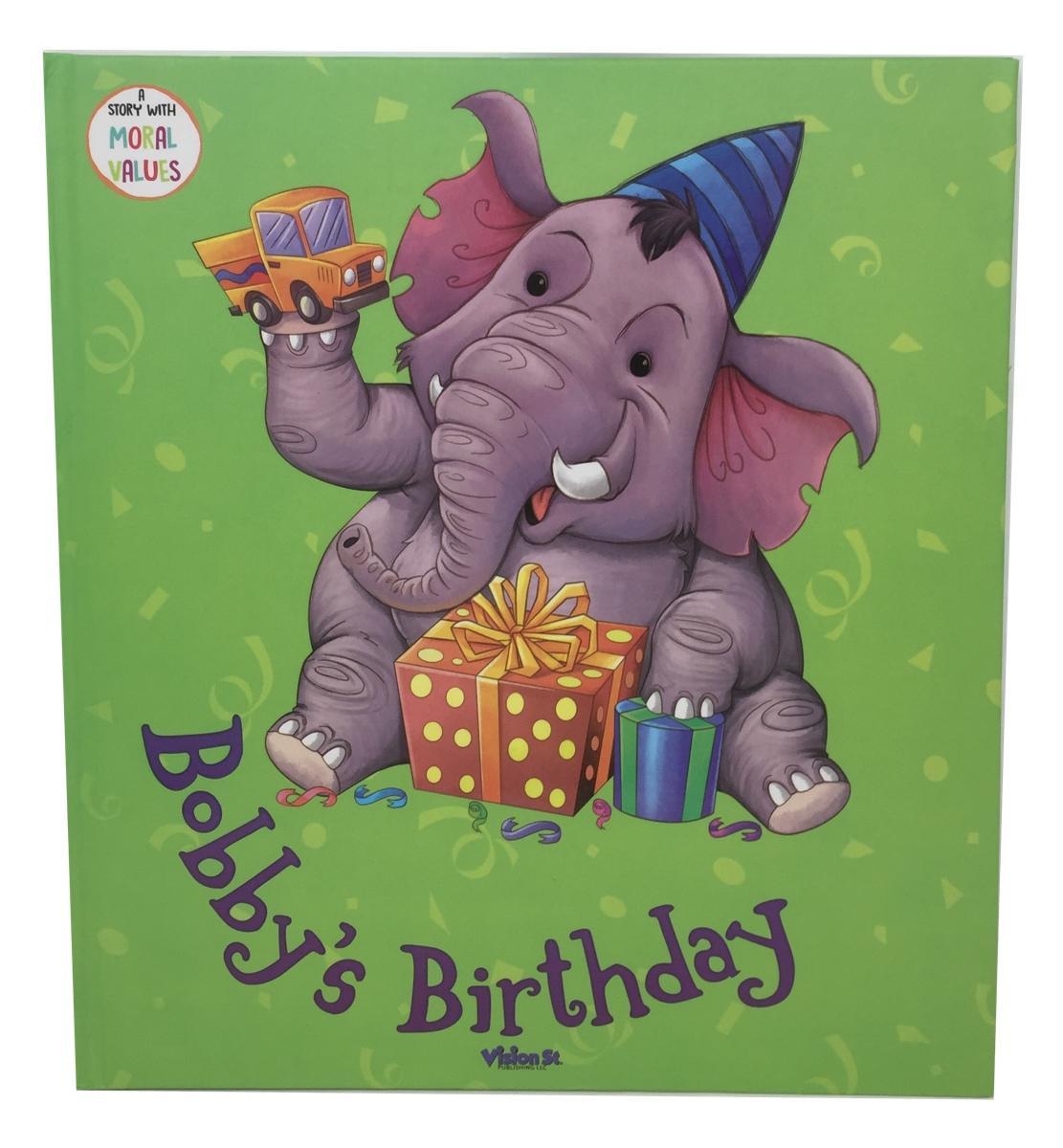 Bobby's Birthday Story Book