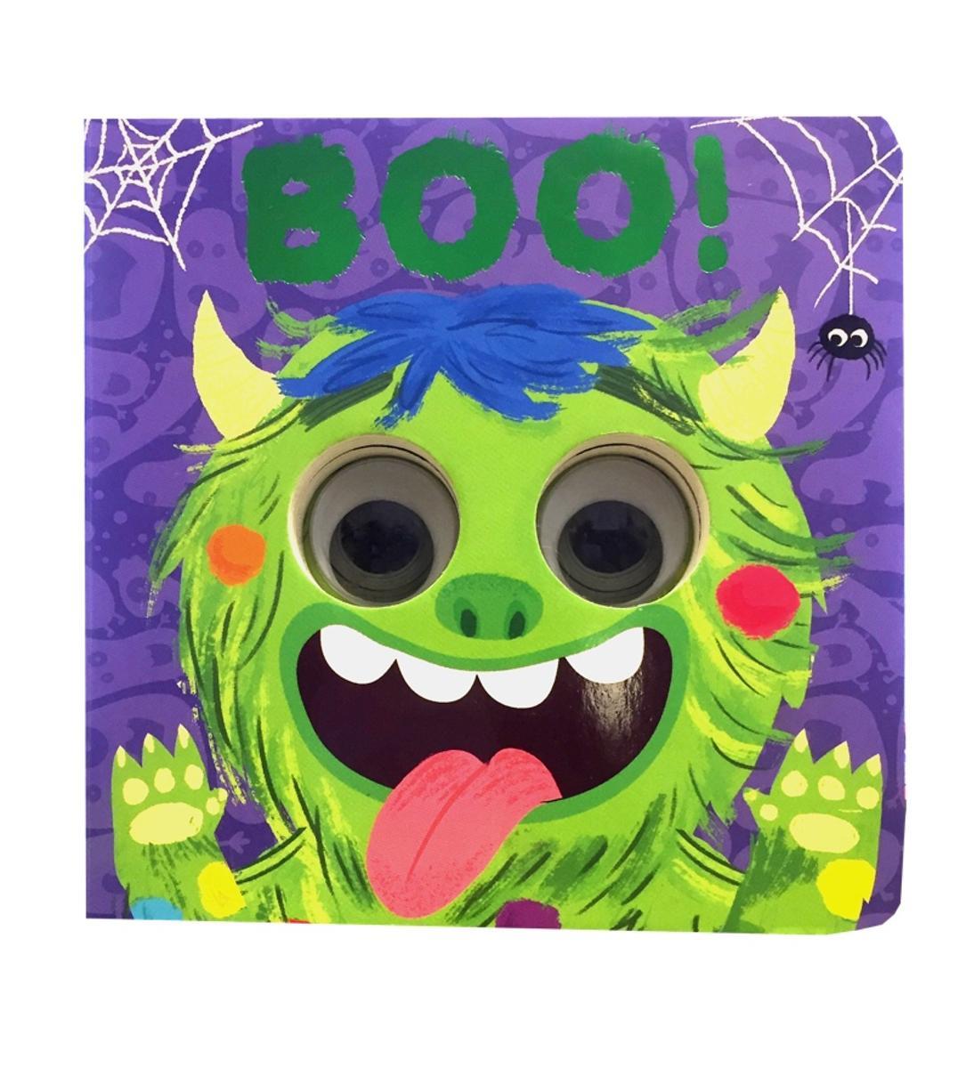 Boo Halloween Story Book
