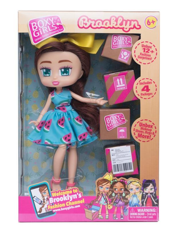 Boxy Girls Doll Brooklyn