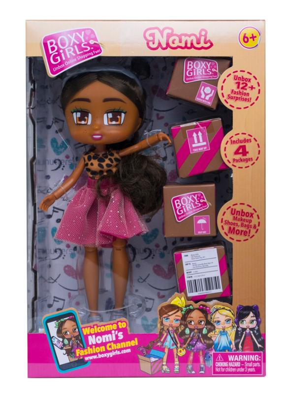 Boxy Girls Doll Nomi
