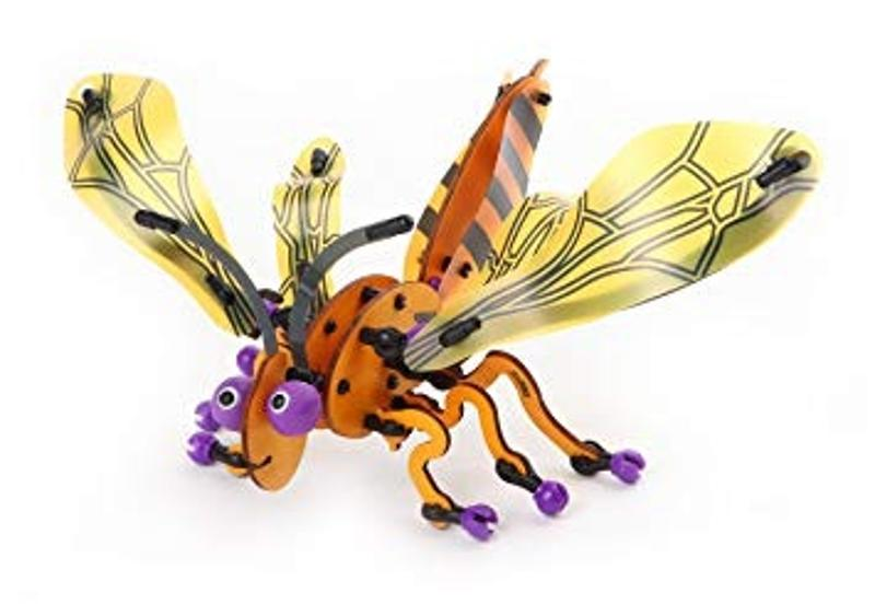 Kids 3d Puzzle Buildex Animalia The Bee