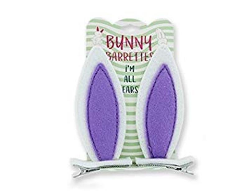 Bunny Ears Barrettes I am All Ears