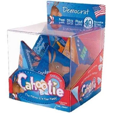 Democrat Cahootie toy