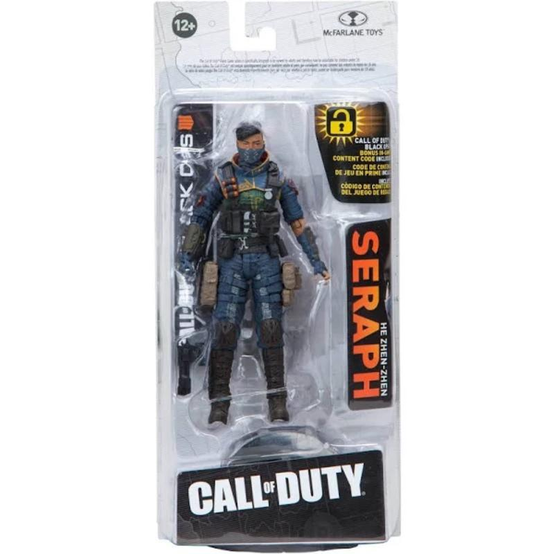 Call of Duty Seraph Action Figure