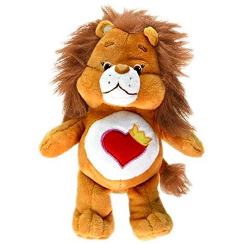 Care Bears and Cousins Brave Heart Lion