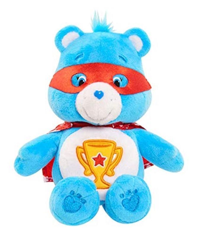 Care Bears Superhero Friends Champ Bear