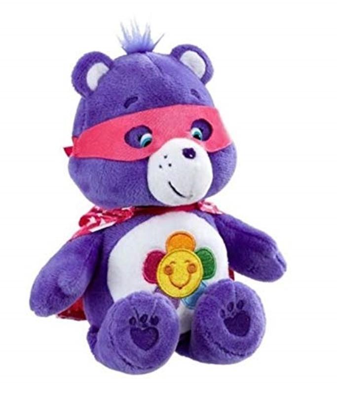 Care Bears Superhero Friends Harmony Bear