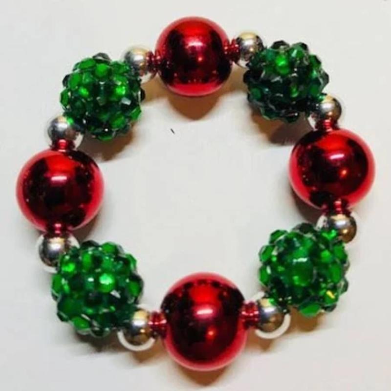 Christmas Jingettes Stretch Bracelets