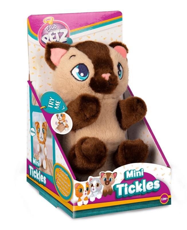 Club Petz Mini Tickles